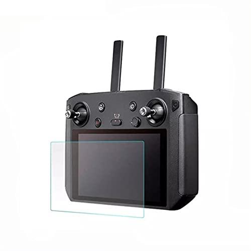 Parti per drone, pellicola protettiva per schermo Pellicola in vetro temperato da 5, 5 pollici per controller Dji Smart per accessori per drone Mavic 2 Pro Zoom