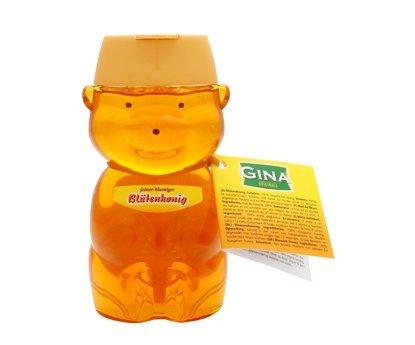 Honig Bär / Blütenhonig im Bärchen von Gina