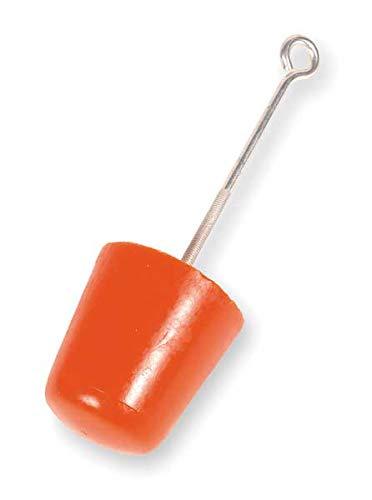 Drain Plug, Orange, 6 in