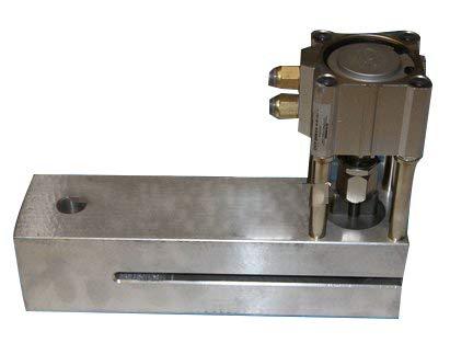 Huanyu 74S plastic zakken pneumatisch boren machine boren schurende perforator