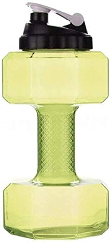 WWL Mancuernas Mancuernas Mancuernas de 2,2 litros de Agua Pesas Gimnasio Hervidor de Peso Pérdida de Empuje Formación Botellas de Agua Cap Aptitud del Ejercicio Equipo Mancuernas Pesas liuchang21