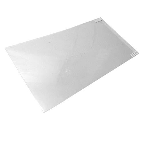 Monllack 15,6 Zoll (335 * 210 * 0,9) Blickschutz Blendschutzfolie für Notebook Laptop Monitor Laptop Skins