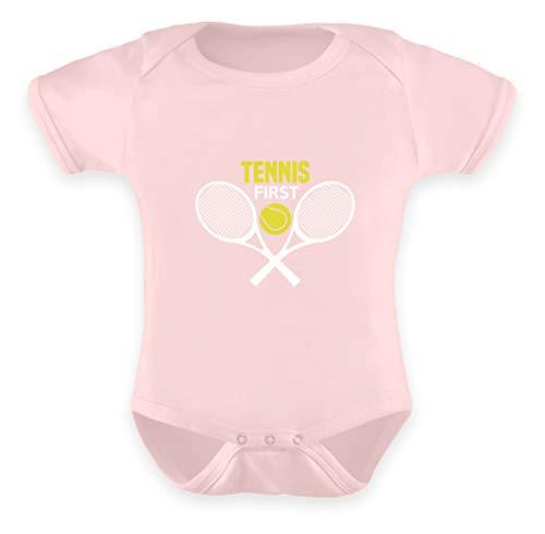 Schuhboutique Doris Finke UG (haftungsbeschränkt) Zuerst Tennis - Baby Body -0-6 Monate-Puder Rosa