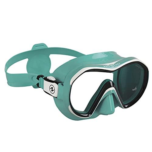 Aqua Lung Reveal X1 - Máscara de buceo, color turquesa
