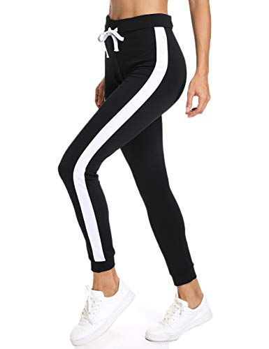 Da Donna Jeggings-High Waist Leggings con stampa Jeans 2er Set-Stretch-Leggings