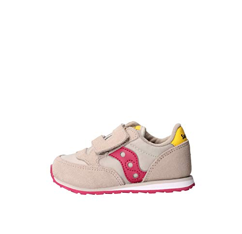 Saucony SL164811 Taupe Burgundy Sneakers Junior Uomo 22