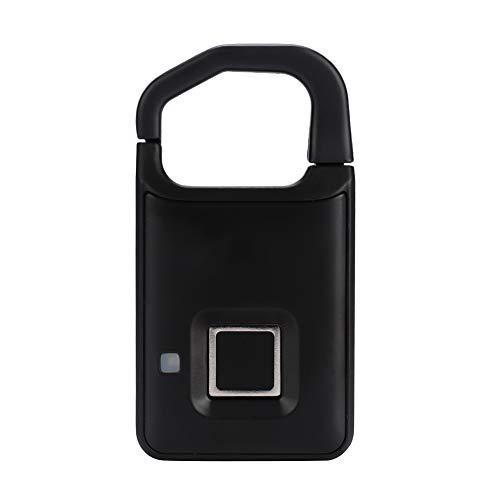 CHENQIAN Home Door Smart Fingerprint Lock Lucchetto Senza Chiave Impermeabile Piccolo