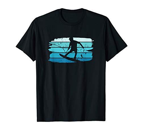 Wakeboard Wakeboarder Wasserski Vintage Shirt