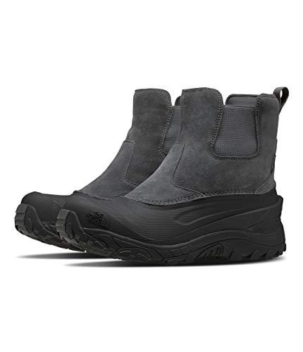 The North Face Men's Chilkat IV Pull-On, Vanadis Grey/TNF Black, 7.5