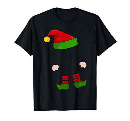 Christmas Elf Costume Winter Fairy Tale T-Shirt T-Shirt