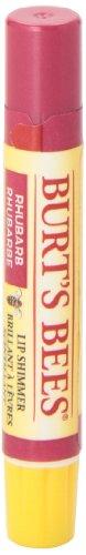 Burts Bees Lip Shimmer Rhubarb .9 oz