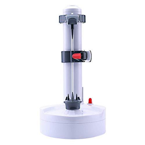 Elektrischer Sparschäler, Elektrischer Apfelschäler Gemüseschäler Obstschäler für Obst & Gemüse, Automatische Schälmaschine