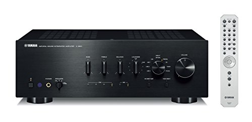 Yamaha A-S801BL Integrated Stereo Amplifier