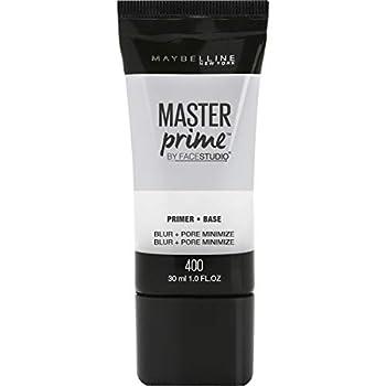 Maybelline New York Facestudio Master Prime Primer Makeup Blur + Pore Minimize 1 Fl Oz  1 Count