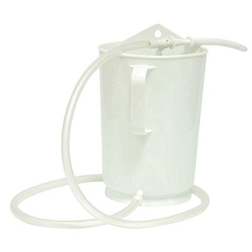 Bock à lavement en polyèthylène - BOCK A LAVEMENT 2 LITRES COMPLET