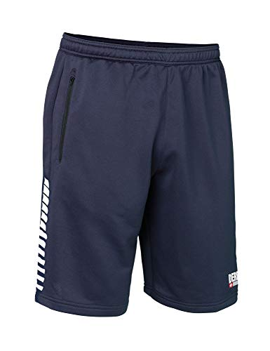 Derbystar Hyper Bermudashort Unisex Shorts, Navy Weiss, L