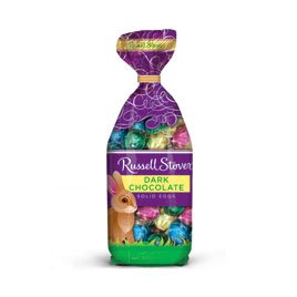 Russell Stover Dark Chocolate Easter Eggs Bag, 9 oz. from Russell Stover
