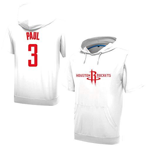 WENL Rocket Jersey, No.3 Pole Jersey Training Appearance Pak Dunne Grote Maat Korte mouw Hooded Sweater Korte mouw Hoodie T-shirt