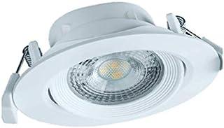 Rexton Olive LED 7 Watt Adjustable Down Light, White, 3 inches, RAD-7