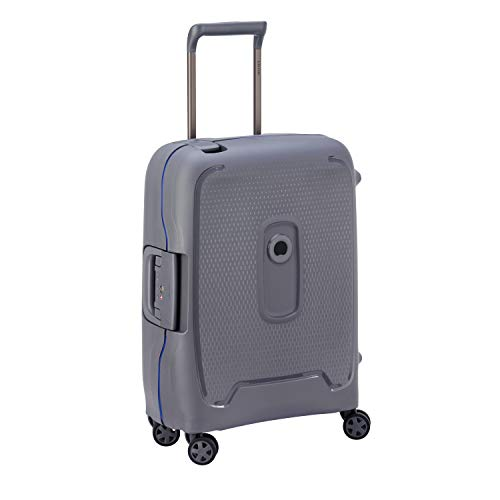 DELSEY PARIS - MONCEY - Valise trolley cabine slim - 4...