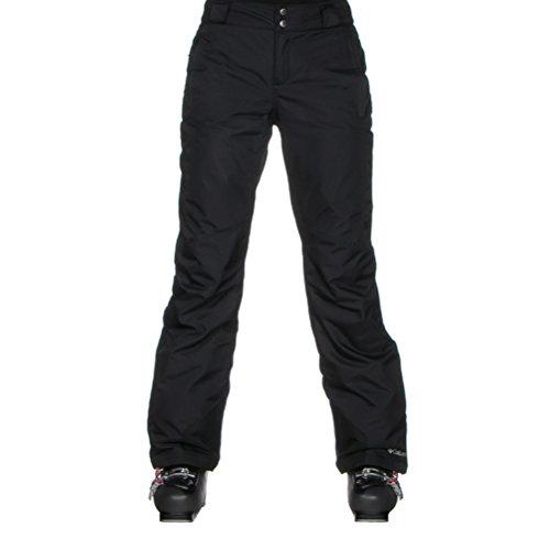 Columbia Pantalón de esquí para Mujer, Bugaboo Oh, Negro, M