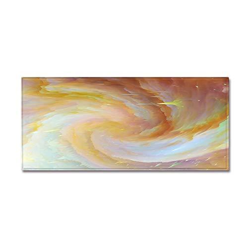 OPLJ Alfombras de Piso abstractas Coloridas alfombras de Cocina alfombras de Entrada Antideslizantes psicodélicas Alfombrillas de decoración para el hogar A2 60x180cm