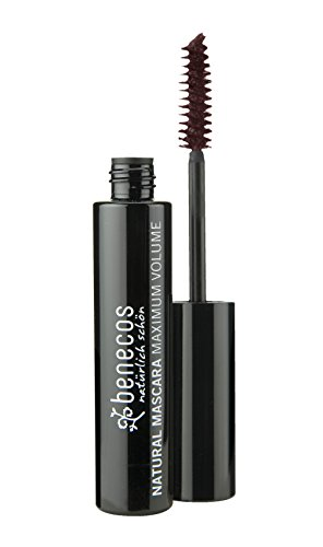 Mascara maximum volume naturel - Certifié BDIH - Benecos - Marron