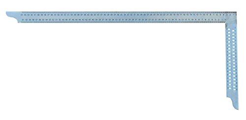 hedue V102 Zimmermannswinkel ZV 1000 mm mit mm-Skala Typ A und Anreißlöcher