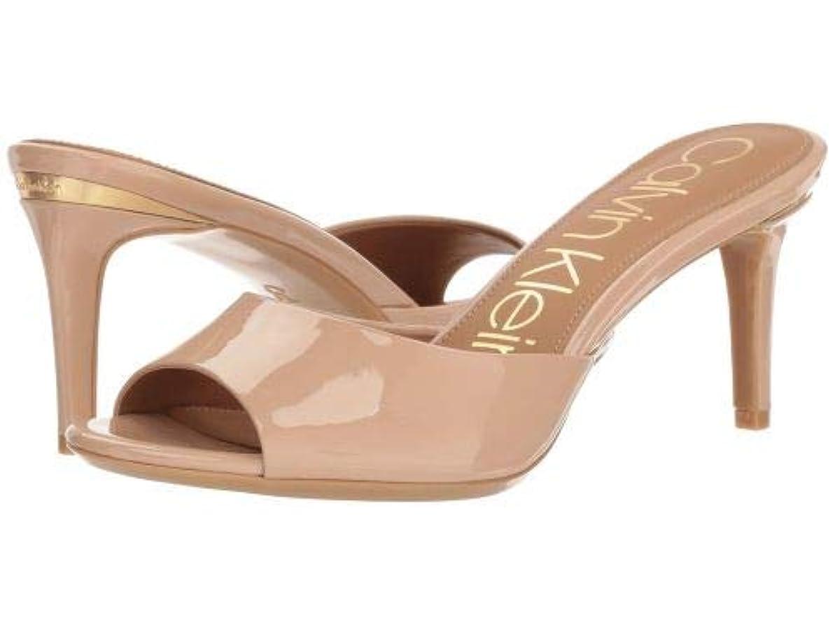 チューブ炭水化物一過性Calvin Klein(カルバンクライン) レディース 女性用 シューズ 靴 ヒール Luc Mule - Desert Sand [並行輸入品]
