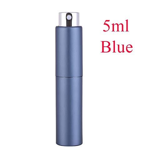 5ml 8ml 20ml Rechargeable Metal Metal Parfum Bottle 20ml Cosmetic Spray Bottle Empty Portable Bottle Travel Bottle Glass Bottle Bottle Glass Bottle 5M