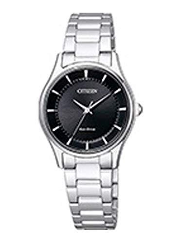 Citizen Analog Black Dial Unisex Watch - EM0401-59E