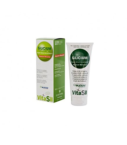 Vitasil - Silicium organique gel bio-activated - tube 100 ml - Source de vie et de jeunesse