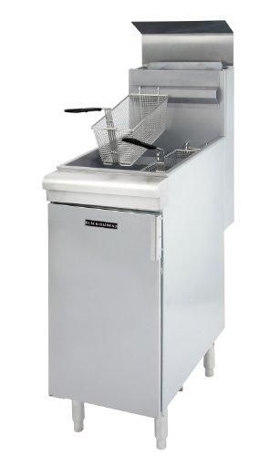 Commercial Deep Fryer 120,000BTU 40-50LBS Frialator