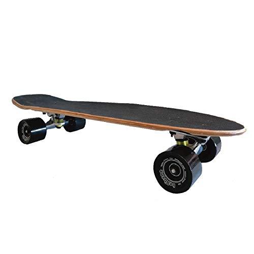 Bextreme Cruiser Allroad Penny, Skate, Longboard completo, ideale per lo spostamento (Cruising) Monopattino per bambini e adulti. Skateboard medio in legno