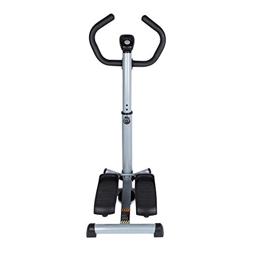 Best Review Of GOTOTOP Twist Stepper Step Machine Foldable Workout Step Machine with Handle Bar,LCD ...