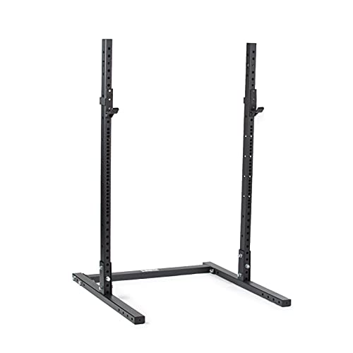 Titan Fitness T-3 Series Short Squat Stand 72' Reinforced J-Hooks