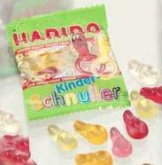 1x Haribo KINDERSCHNULLER - Süßigkeiten, Nahrungsmittel