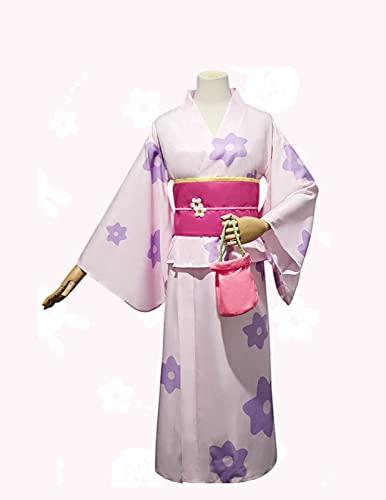 LFYZ Tokyo Revengers Anime Cosplay Disfraz Tachibana Hyuga Mujeres Kimono Anime con Mujeres Conjunto Completo Disfraces Cosplay para Mujeres