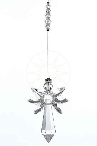 Swarovski Radiant Cristal Ange Gardien Attrape soleil Arc-en-ciel CHAKRA