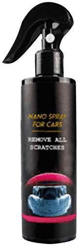 KRY Car Nano Repair Spray Reparación de arañazos de Coche Nano Spray Revestimiento de cerámica sellador de Pintura para Coche Elimina Cualquier rasguño y Marca
