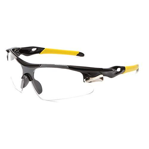 ZYQDRZ Gafas De Sol Deportivas para Hombres, Gafas De Bicicleta De Ciclismo De Montaña, Gafas De Sol A Prueba De Viento para Deportes Al Aire Libre, Gafas A Prueba De,#6