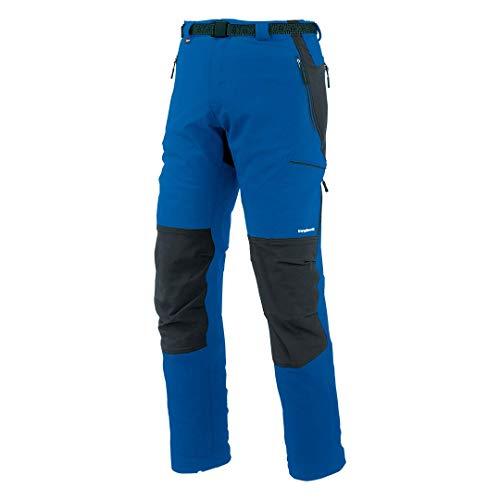 Trango Hobbes Pantalon Homme, Multicolore/6B1/Azul Royal/Antracita, FR (Taille Fabricant : XXL)
