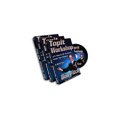 Topit Workshop (3 DVD Set) by Bob Fitch - DVD