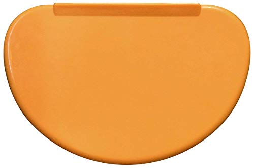 Flexible Bowl Scraper - 1 Pc | Curved For Shaping Bread or Pastry Dough | Conforms To Any Mixing Bowl | Round Contoured Profile