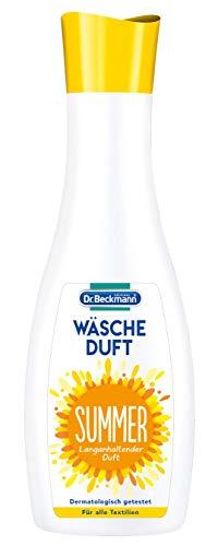 Dr. Beckmann Wäscheduft Summer, für frischen und langanhaltenden Duft, ohne Weichspüler und für alle Textilien geeignet (250 ml)