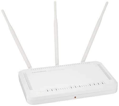 I-O DATA IEEE802.11ac/n/a/g/b対応 Wi-Fiアクセスポイント WHG-AC1750AF