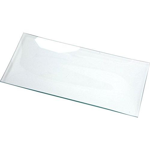 Creativ Company 55963 Rectangular Vidrio Transparente 12pieza(s) - Plato (Rectangular, Vidrio, Transparente, 270 mm, 130 mm, 12 pieza(s))