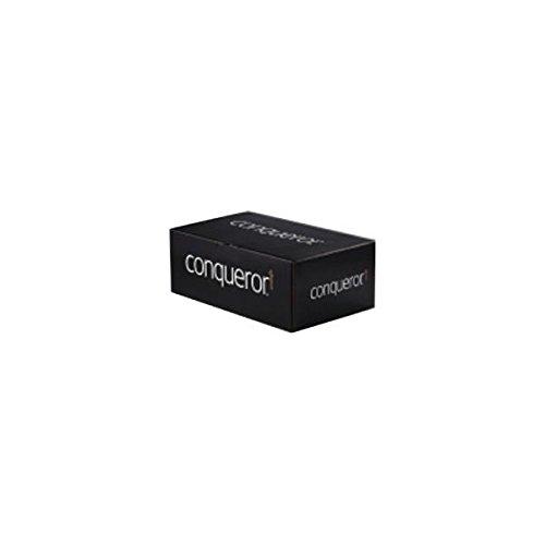 Conqueror enveloppes avec patte autocollante et ultra lisse Crème DL Ref Cxn1521cr [Lot de 500]