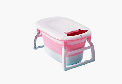 Kjz-bathtub kinderwarmte-isolatie badkuip, hoogwaardige kunststof vouwdouche, cilinder, studentenhuisje, badkamer, barrel, huisdier, douchebak