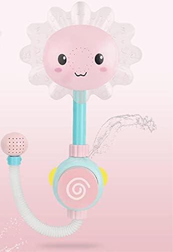 YOUMIYH New Sunflower Baby Bath Bathtub Shower Spou Toys Bargain sale 5% OFF